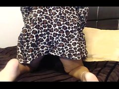 Amateur takes it in the ass and loves the sensation HD