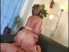 SEXY MOM n93 mature with her coach