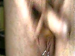 Pierced Scrotum 3