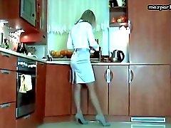 la cocina de nylon