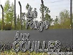 La Rage aux Couilles Amatör 1