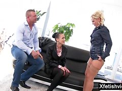 Hot pornstar piss with cum swap
