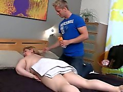 Big booty fatty must fuck masseur