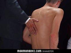 Mormonboyz - Baba oğlanın domuz eti babası hakim