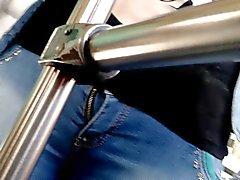 Papayona con cierre abierto