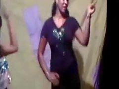 Telugu record dance group of girls