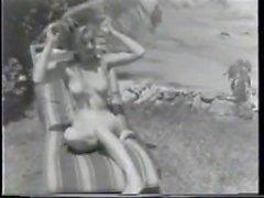 Miami girl VCL0499 Vintage tease