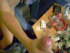 Après la fête nous obtenons cornée germa Deja de 1fuckdatecom