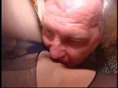 russian beauty Nicol fucked by old man