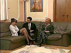 Big Tit Granny Andrea Anteile Hahn mit Freund senden