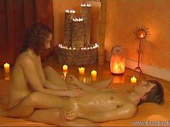 Handjob Massage Experience From Asia