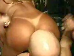 Tgirls get ramming after night club party
