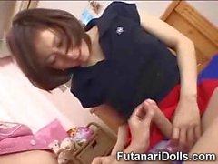 Innocent Futanari Teens