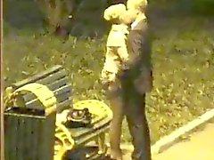 caméra de sécurité de rus collèges baiser publics nv