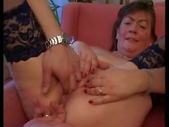 assfucking with french mature 4