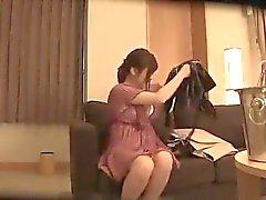 BF-354 Bondage menina Tits I Copa Convulsões SEX Nana Aoyama