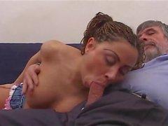 maduro italiano y mujer