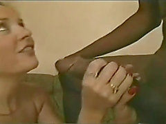 Janet mason fearsome-threatening sexy real wife has dark paramour cum on wedding ring licks it up then creampies her pt.fearsome 1