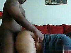 Fat Black Booty Fodido Por Seu Marido