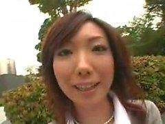 ménagères asiatiques magnifiques, chaudes et soumettre à chaque pouce de