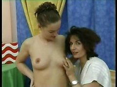Mother spanks and shaves daughter Elsa from dates25com