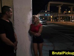 FetishNetwork Cristi Ann alley hard fuck