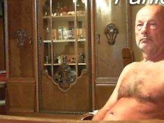 Older couple front on webcam 1fuckdatecom