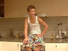 18yo str8 australien Schotten erhält durch Homosexuell gemolken werden