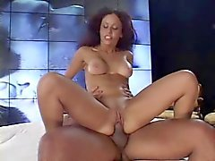 Mohawk Midget fucks hot latina in the ass and more