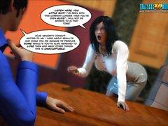 3D Comic: Vox Populi. Episode 52