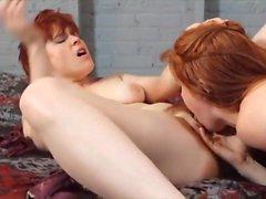 2 Beautiful Red Girls, very, Very Sexy.