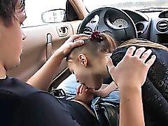 hämtning blowjob i min bil
