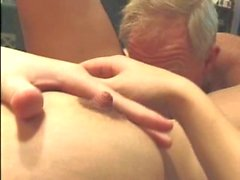 Lactation-Blonde Girl With Big Milky Tits Squirts