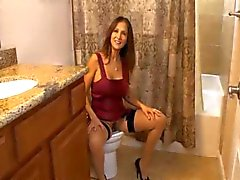 Paso mom atrapado in toilet 1