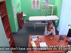 Doctor fucks his friends wife in hospital