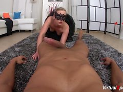flexi sex with Ballerina Vinna Reed