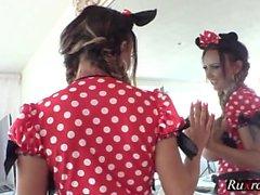 Danniella Levy Mini Mouse Halloween HD