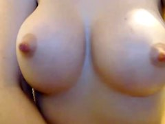 Sexy Liz with big boobs and hairy pussy