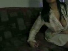 Hot Indian girl plays and talks dirty for you