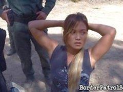 Border Jumper Met Out Big Time!