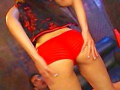Oriental Slut Naomi's Ass Wreckage