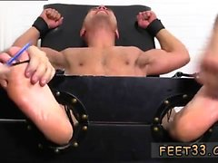 Boys with small feet gay first time Jock Tommy Tickle d