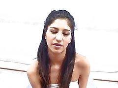 OyeLoca Skinny latina teen Gia Passion fucked hard