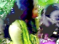 amador as raparigas da Índia beijá