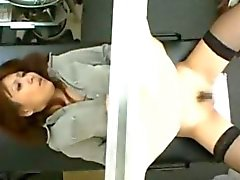 Milf Fucked By 2 Gynecologist Creampie Cum To Pussy On The Bed In The Surgery