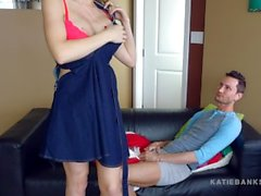 Slutty passé EXPOSE - femme tricherie - Katie Banks