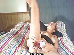 EXGF Pantie Stuffing