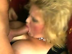 He Filled His Big Boobs BBW Stepmom With Cum