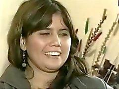 Daniela Jara , poire de Latina l'épopée sexy belle croupe du de Bigg