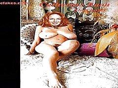 le diaporama : classique émission de télévision actrices de nude deux ( fausses )